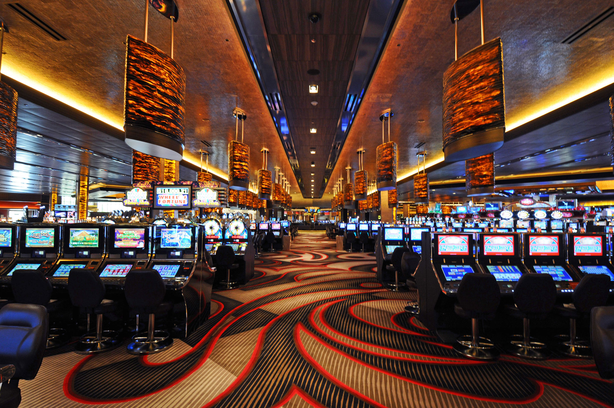 Nauti kasinopelejä Casino Room