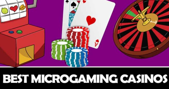 Microgaming 5-Reel Casino Slots jonka pitäisi American Teemat